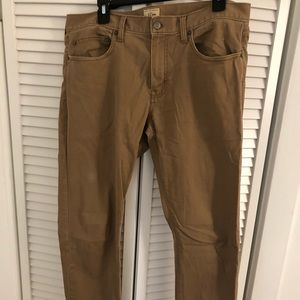 Men's J. Crew 484 Slim-fit pant in stretch chino